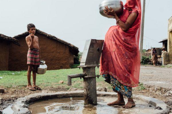 Ženy, ktoré zostali – Rajasthan, India – Autor: Noel Rojo